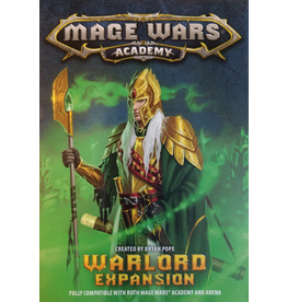Arcane Wonders Mage Wars Academy: Warlord Expansion