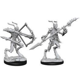 WizKids Dungeons & Dragons Nolzur`s Marvelous Unpainted Miniatures: W5 Thri-Kreen