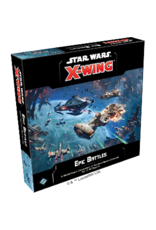 Fantasy Flight Games Star Wars X-Wing: 2nd Edition - Epic Battles Multiplayer Expansion