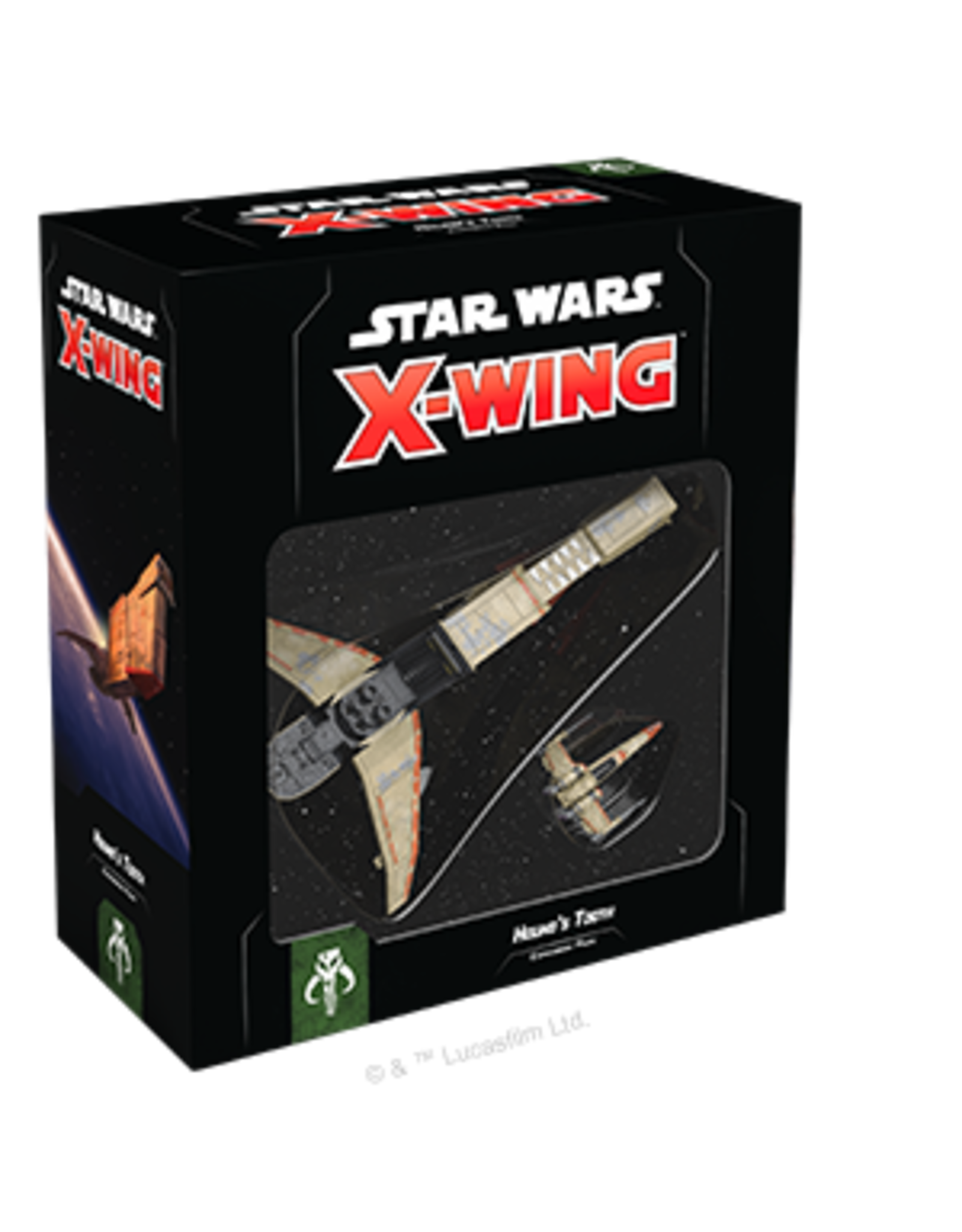 Fantasy Flight Games Star Wars X-Wing: 2nd Edition - Hound's Tooth Expansion Pack