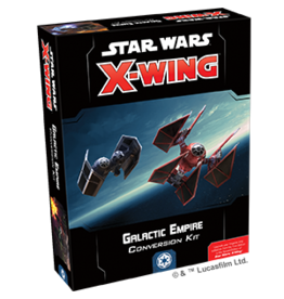 Fantasy Flight Games Star Wars X-Wing: 2nd Edition - Galactic Empire Conversion Kit