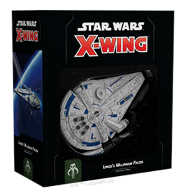 Fantasy Flight Games Star Wars X-Wing: 2nd Edition - Lando`s Millennium Falcon Expansion Pack