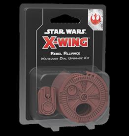 Fantasy Flight Games Star Wars X-Wing: 2nd Edition - Rebel Alliance Maneuver Dial Upgrade Kit
