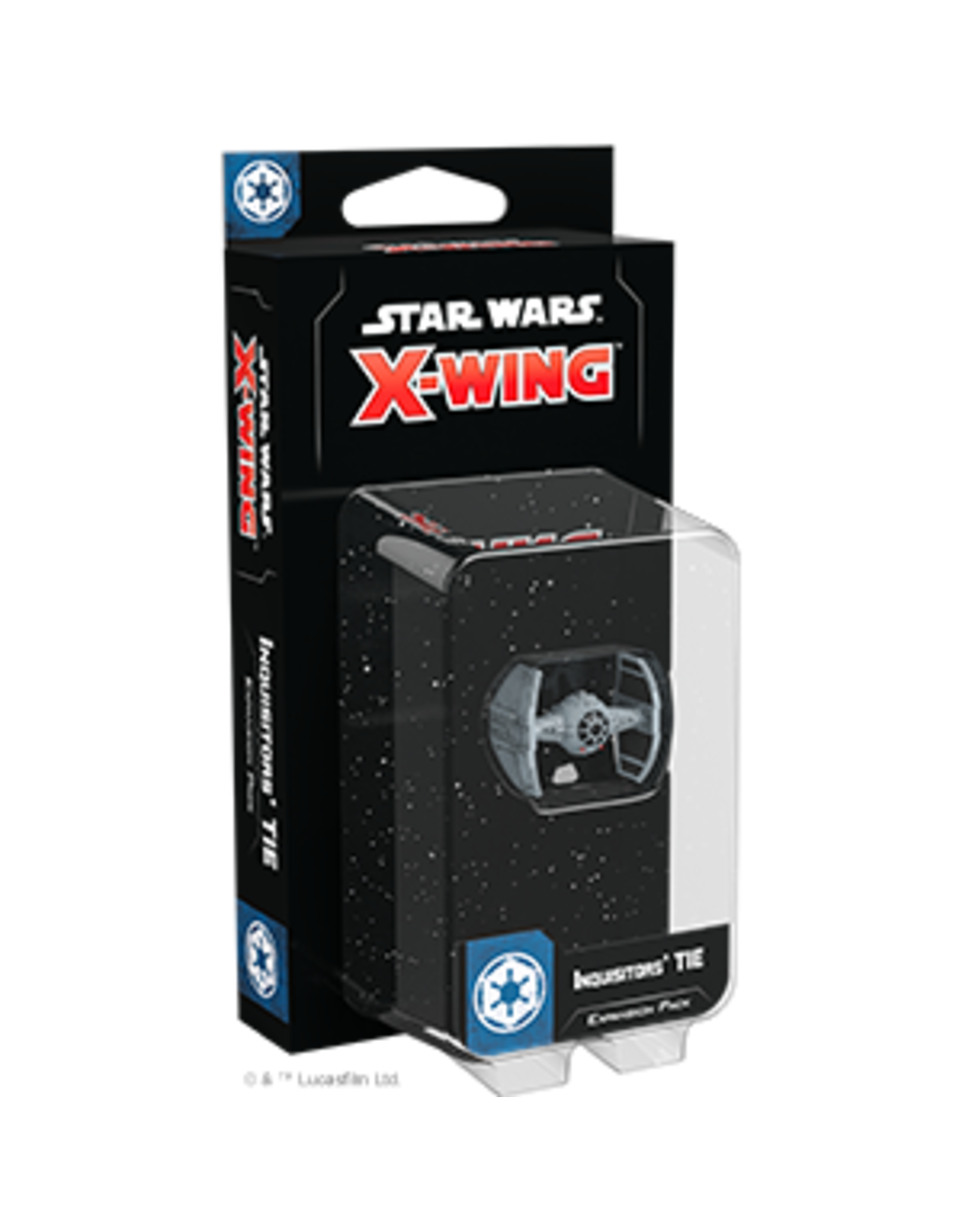 Fantasy Flight Games Star Wars X-Wing: 2nd Edition - Inquisitors` TIE Expansion Pack