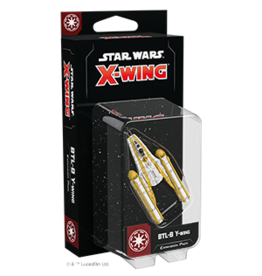 Fantasy Flight Games Star Wars X-Wing: 2nd Edition - BTL-B Y-Wing Expansion Pack