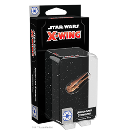 Fantasy Flight Games Star Wars X-Wing: 2nd Edition - Nantex-class Starfighter Expansion Pack