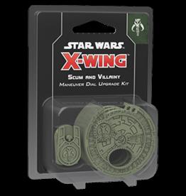 Fantasy Flight Games Star Wars X-Wing: 2nd Edition - Scum and Villainy Maneuver Dial Upgrade Kit