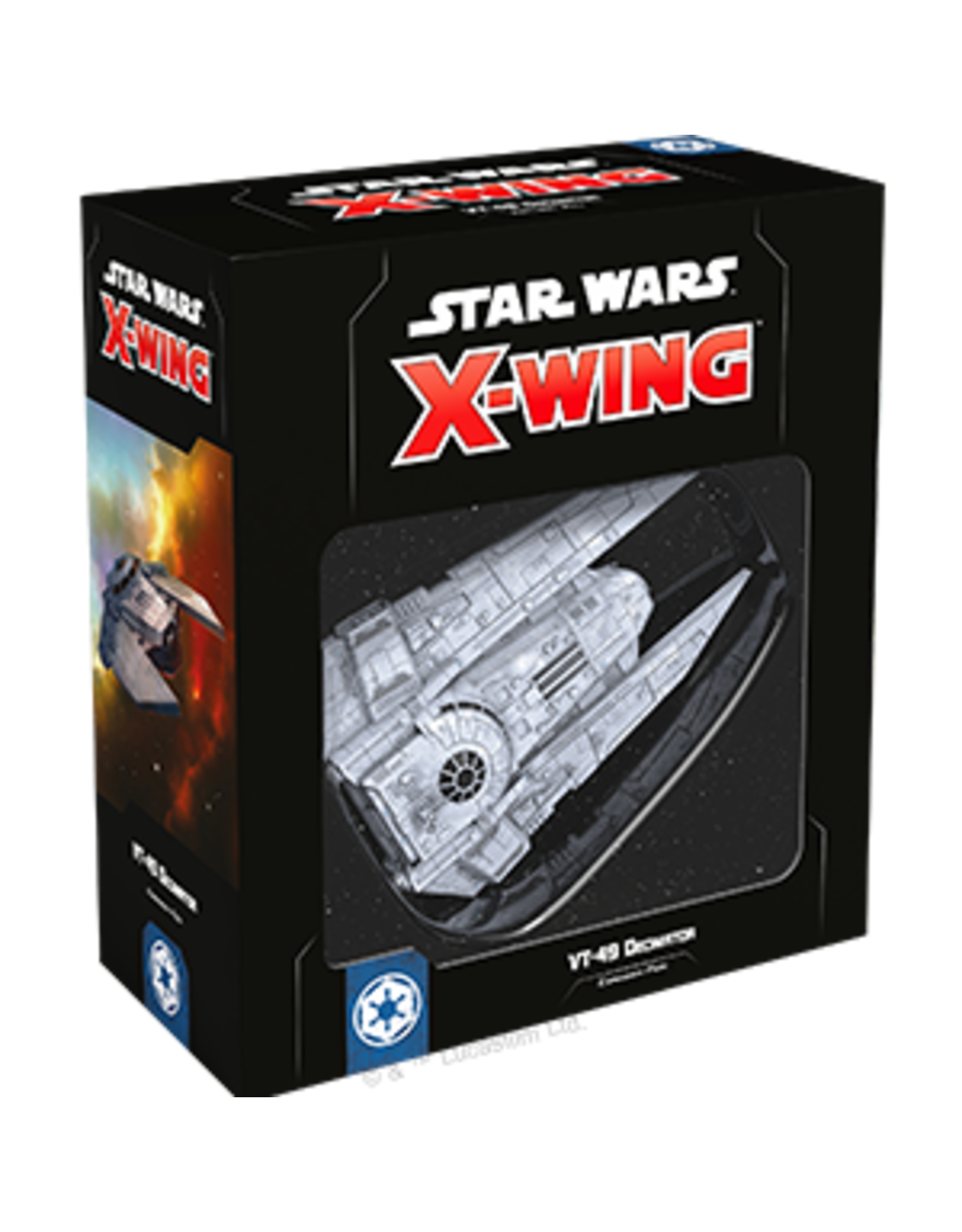 Fantasy Flight Games Star Wars X-Wing: 2nd Edition - VT-49 Decimator Expansion Pack