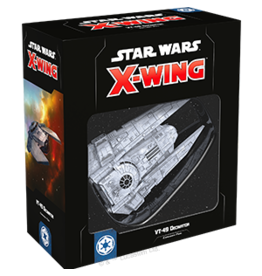 Fantasy Flight Games Star Wars X-Wing: 2nd Edition - VT-49 Decimator Expansion Pack