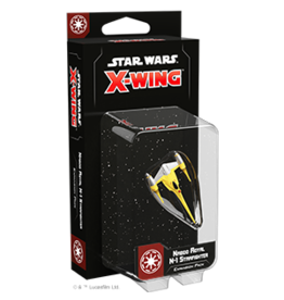 Fantasy Flight Games Star Wars X-Wing: 2nd Edition - Naboo Royal N-1 Starfighter Expansion Pack