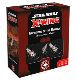 Star Wars X-Wing: 2nd Edition - Guardians of the Republic Squadron Pack