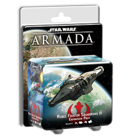 Fantasy Flight Games Star Wars Armada: Rebel Fighter Squadrons II Expansion Pack