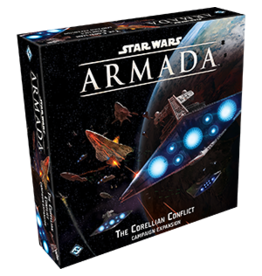 Fantasy Flight Games Star Wars Armada: The Corellian Conflict Campaign Expansion