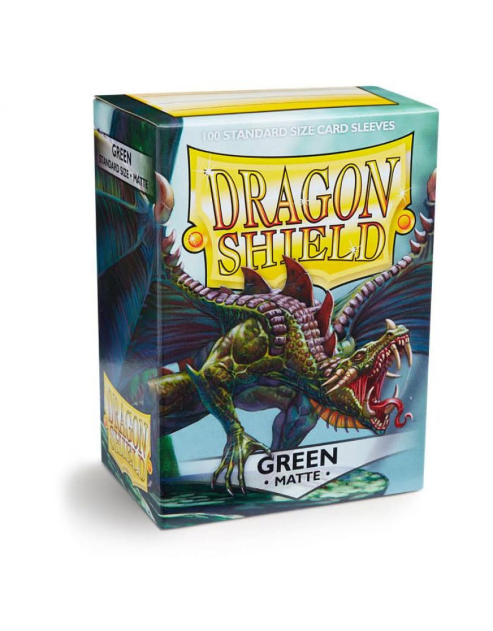 Dragon Shield DP: DS: Matte Green (100)