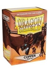 Dragon Shield Dragon Shields: (100) Matte Copper