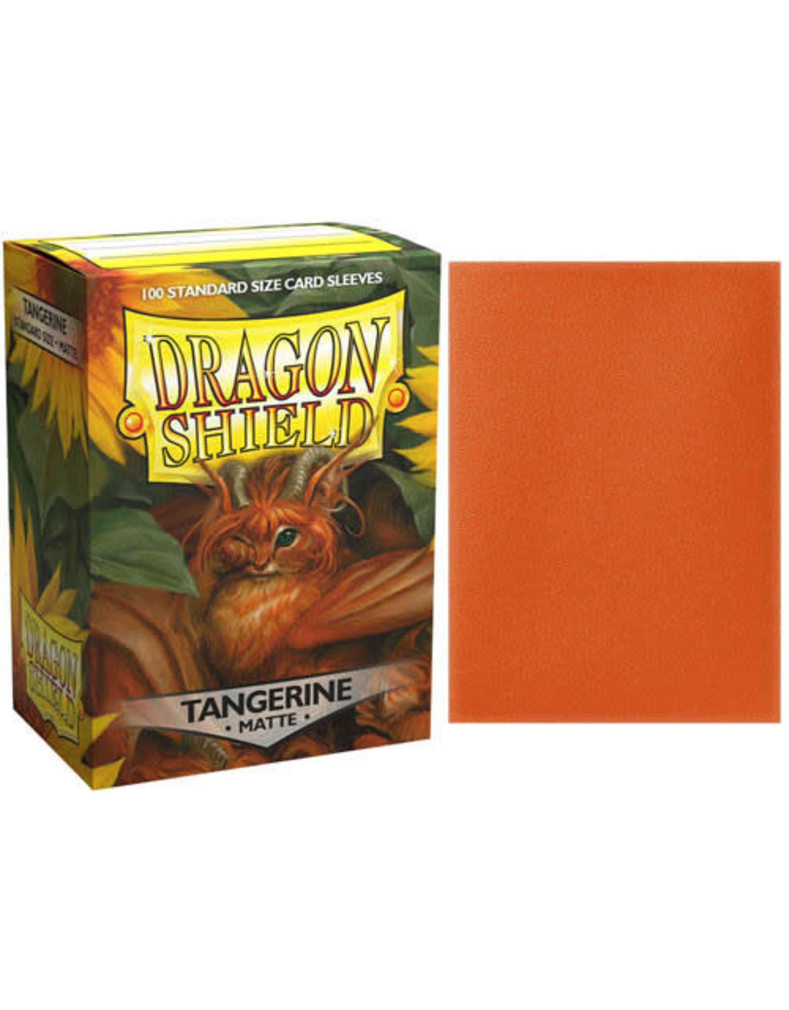 Dragon Shield Dragon Shields: (100) Matte Tangerine