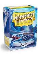 Dragon Shield Dragon Shield: (100) Matte Blue