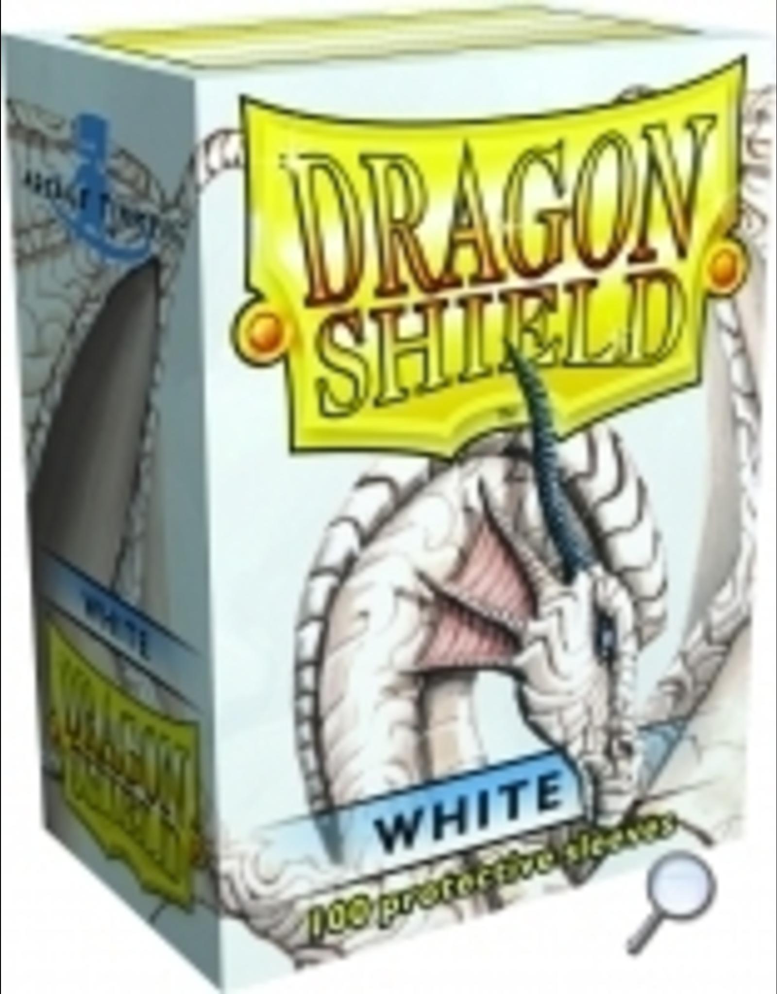 Dragon Shield Dragon Shields: (100) White