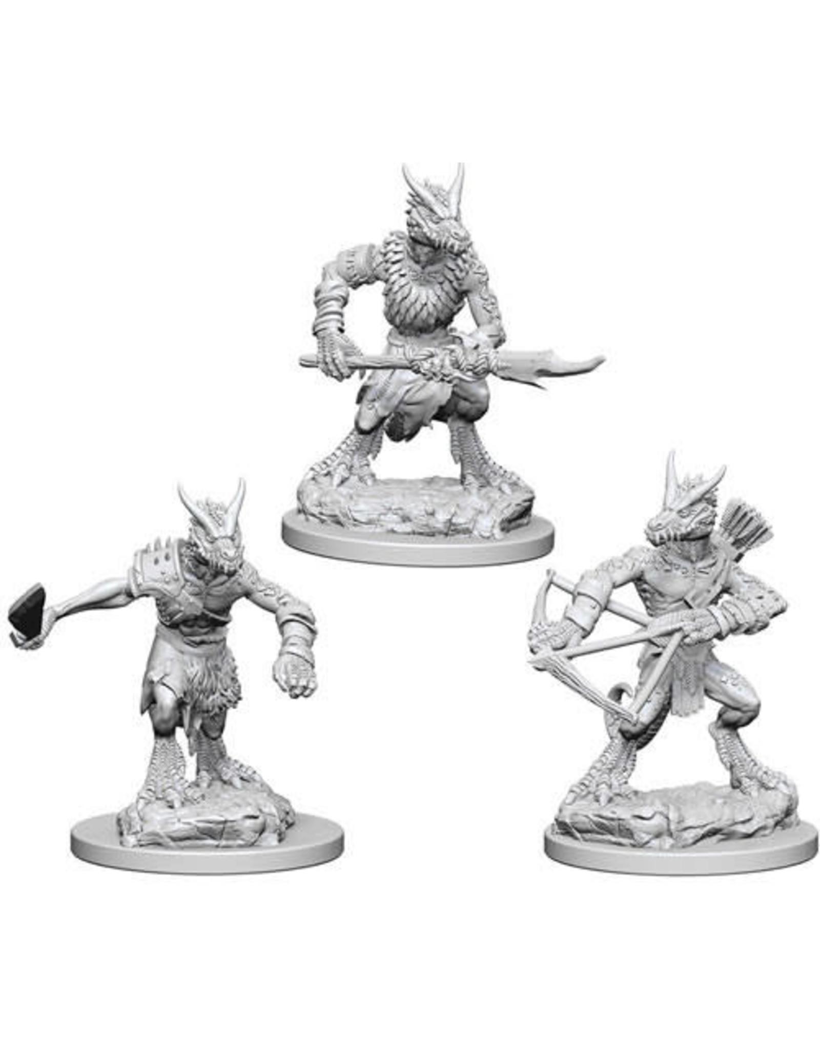 WizKids Dungeons & Dragons Nolzur`s Marvelous Unpainted Miniatures: W1 Kobolds