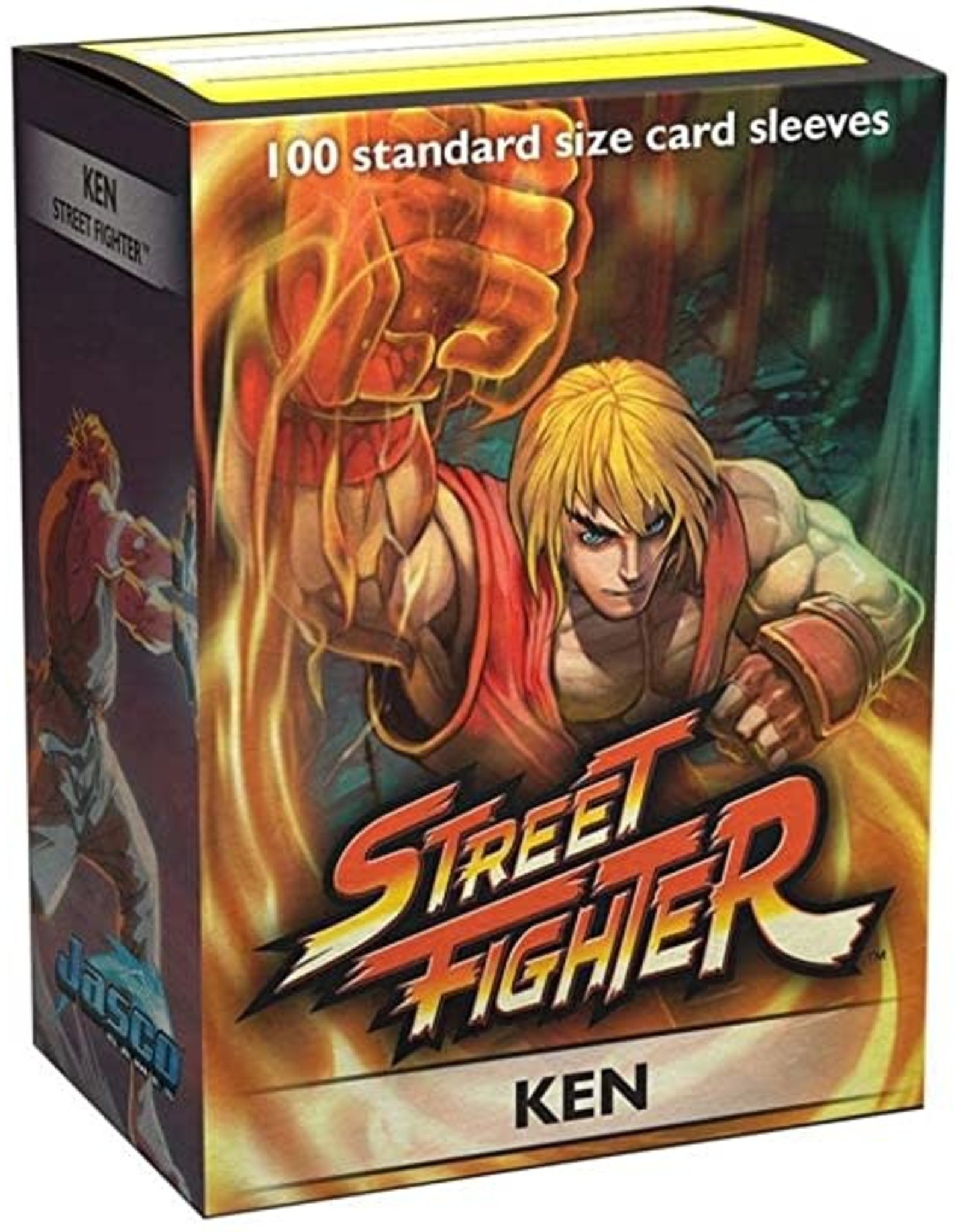 Dragon Shield Dragon Shields: (100) Street Fighter Ken