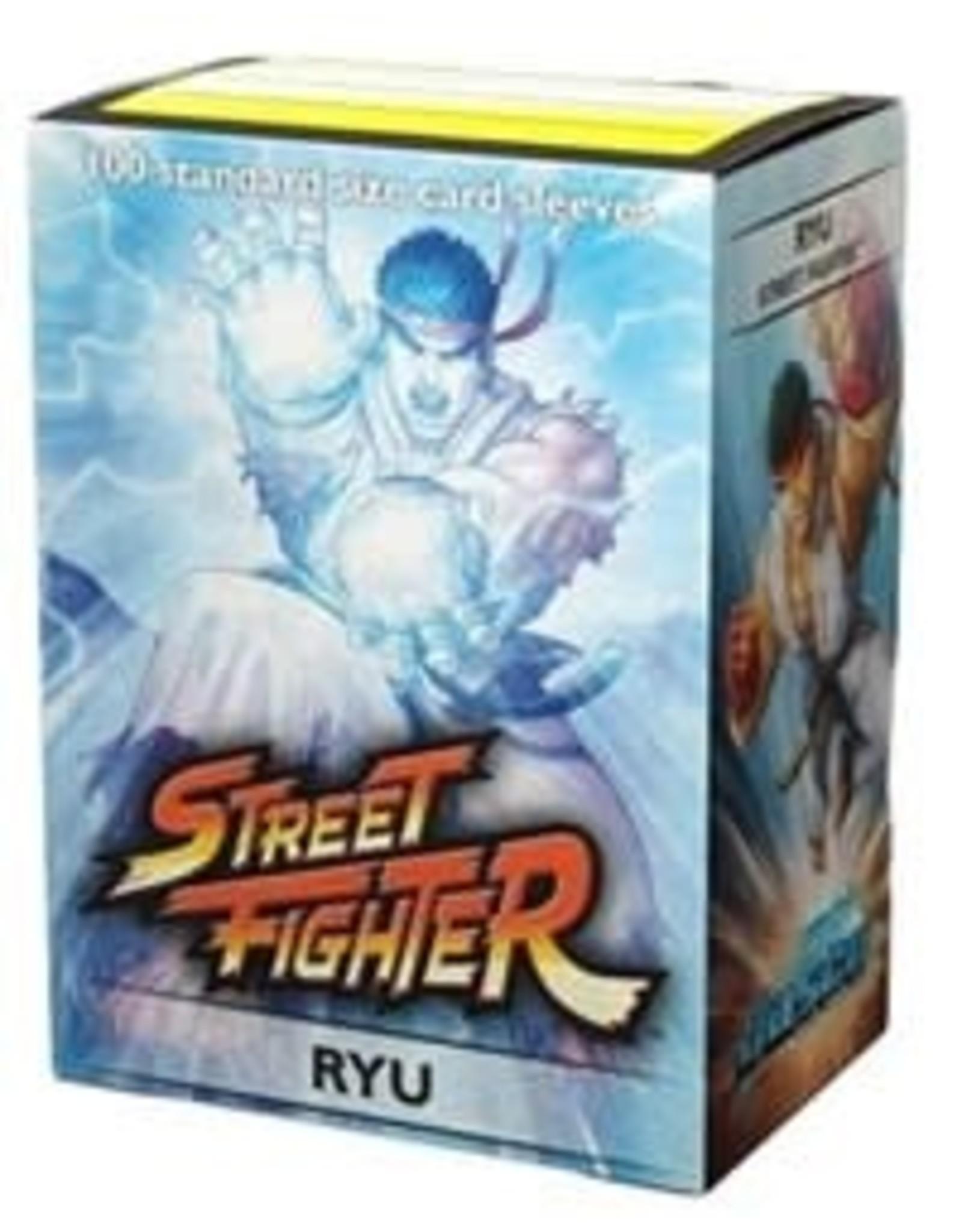 Dragon Shield Dragon Shields: (100) Street Fighter Ryu