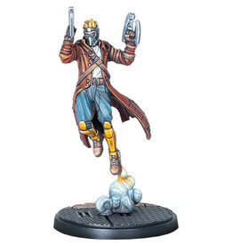 Atomic Mass Games Marvel: Crisis Protocol - Star-Lord Character Pack