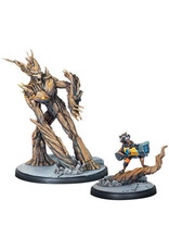 Atomic Mass Games Marvel: Crisis Protocol - Rocket and Groot Character Pack