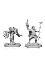 WizKids Dungeons & Dragons Nolzur`s Marvelous Unpainted Miniatures: W2 Elf Male Wizard