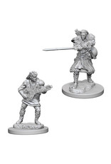 WizKids Dungeons & Dragons Nolzur`s Marvelous Unpainted Miniatures: W4 Human Male Bard