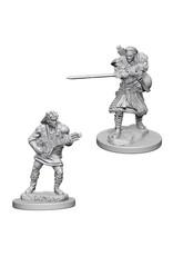 WizKids Dungeons & Dragons Nolzur`s Marvelous Unpainted Miniatures: W4 Human Male Bard