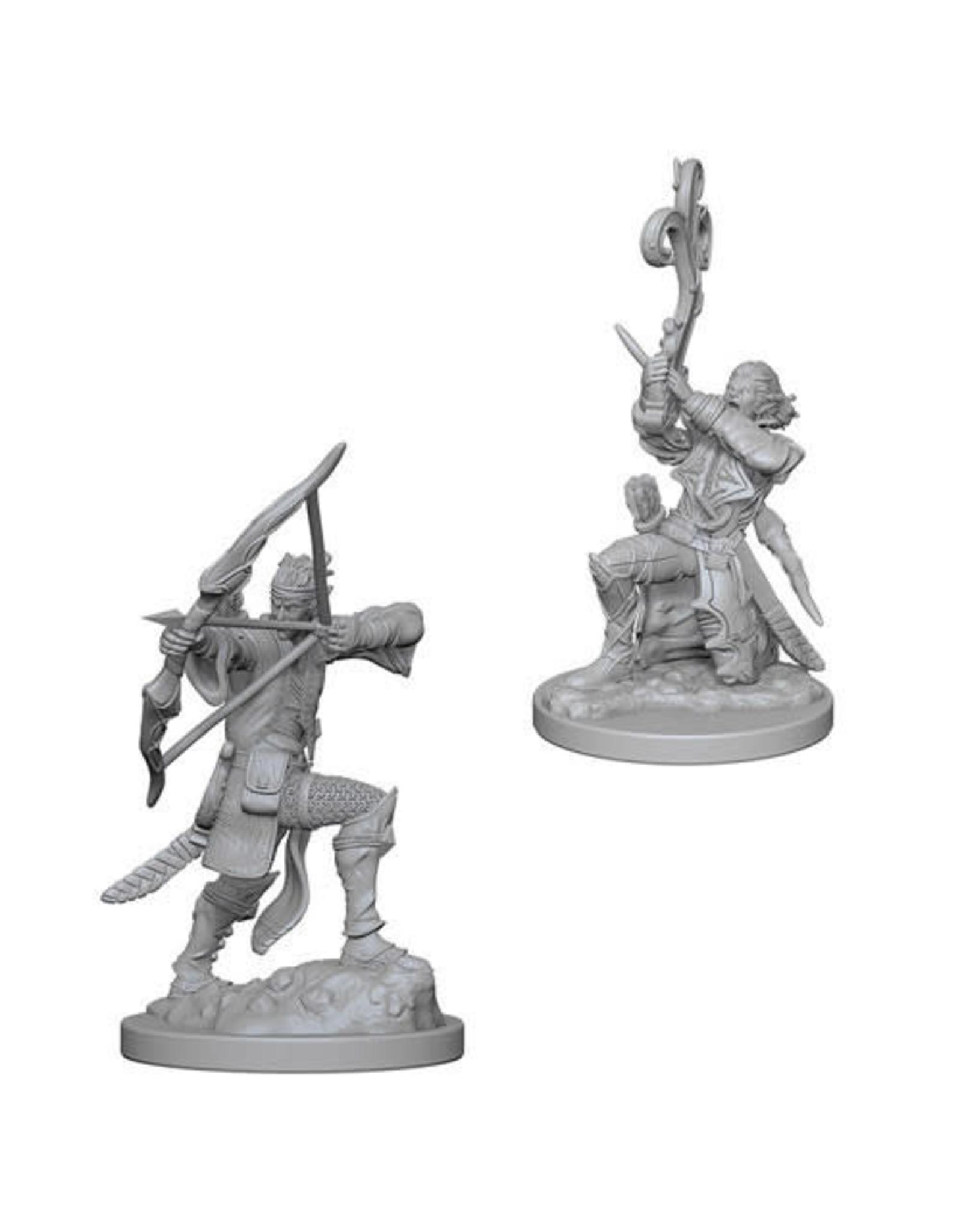 WizKids Dungeons & Dragons Nolzur`s Marvelous Unpainted Miniatures: W4 Elf Male Bard