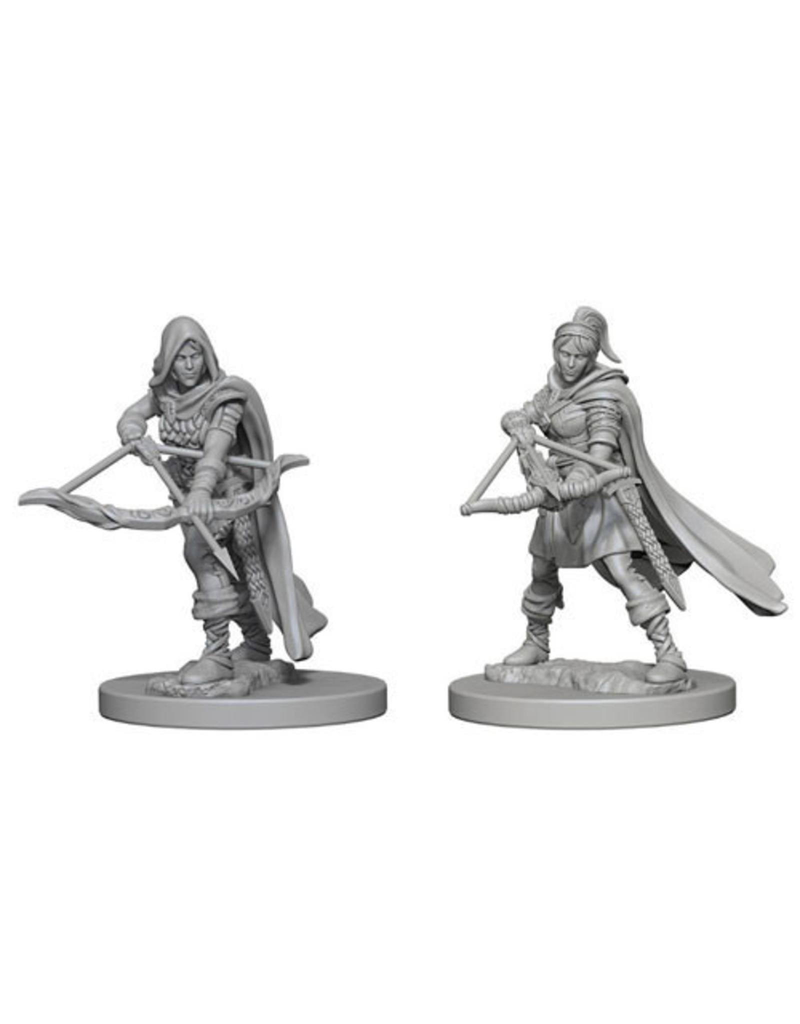 WizKids Dungeons & Dragons Nolzur`s Marvelous Unpainted Miniatures: W1 Human Female Ranger