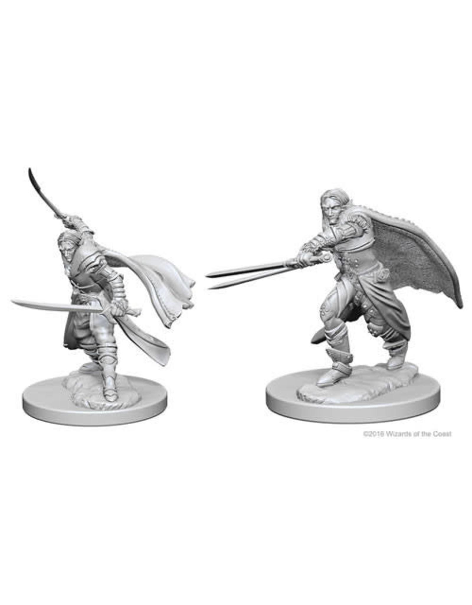 WizKids Dungeons & Dragons Nolzur`s Marvelous Unpainted Miniatures: W1 Elf Male Ranger