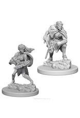 WizKids Dungeons & Dragons Nolzur`s Marvelous Unpainted Miniatures: W4 Drow