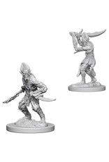 WizKids Dungeons & Dragons Nolzur`s Marvelous Unpainted Miniatures: W4 Githyanki