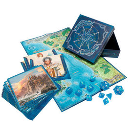 Wizards of the Coast Forgotten Realms Laeral Silverhands Explorers Kit