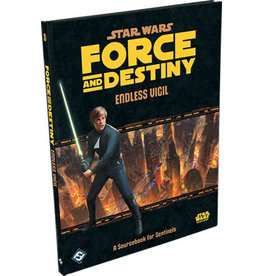 Fantasy Flight Games Star Wars RPG: Force and Destiny - Endless Vigil Hardcover