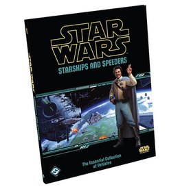 Fantasy Flight Games Star Wars RPG: Starships and Speeders Hardcover