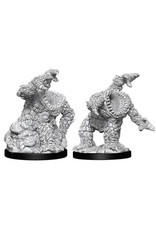 WizKids Dungeons & Dragons Nolzur`s Marvelous Unpainted Miniatures: W5 Xorn