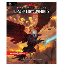 Wizards of the Coast Dungeons and Dragons RPG: Baldur`s Gate - Descent into Avernus