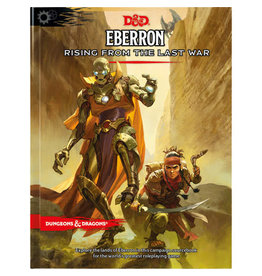 Wizards of the Coast Dungeons and Dragons RPG: Eberron - Rising from the Last War