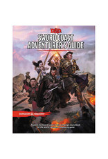 Wizards of the Coast Dungeons and Dragons RPG: Sword Coast Adventurers Guide