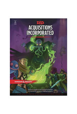 Wizards of the Coast Dungeons and Dragons RPG: Acquisitions Incorporated