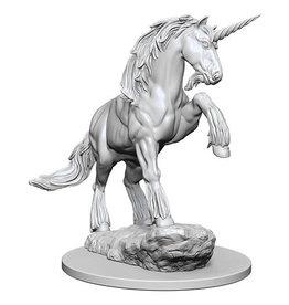 WizKids Pathfinder Deep Cuts Unpainted Miniatures: W1 Unicorn