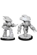WizKids Dungeons & Dragons Nolzur`s Marvelous Unpainted Miniatures: W6 Myconid Adults