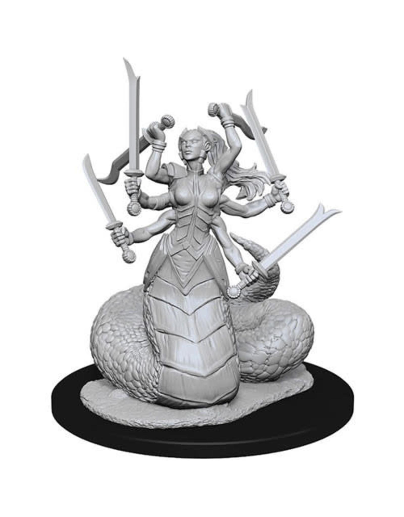 WizKids Dungeons & Dragons Nolzur`s Marvelous Unpainted Miniatures: W7 Marilith
