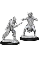 WizKids Dungeons & Dragons Nolzur`s Marvelous Unpainted Miniatures: W8 Male Human Monk