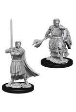 WizKids Dungeons & Dragons Nolzur`s Marvelous Unpainted Miniatures: W8 Male Human Cleric