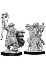 WizKids Dungeons & Dragons Nolzur`s Marvelous Unpainted Miniatures: W8 Dragonborn Female Sorcerer