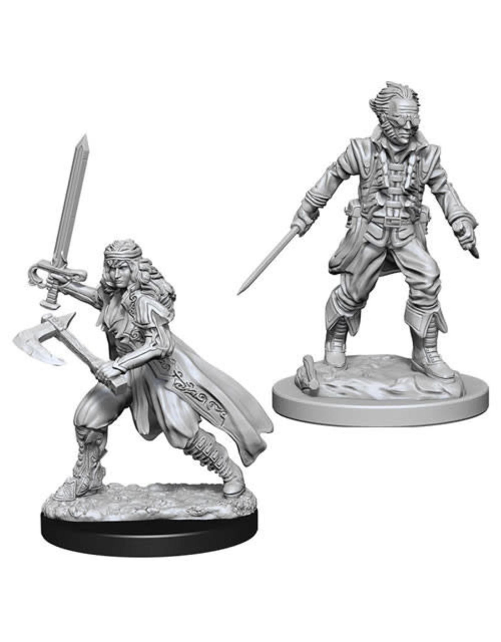 WizKids Dungeons & Dragons Nolzur`s Marvelous Unpainted Miniatures: W8 Vampire Hunters